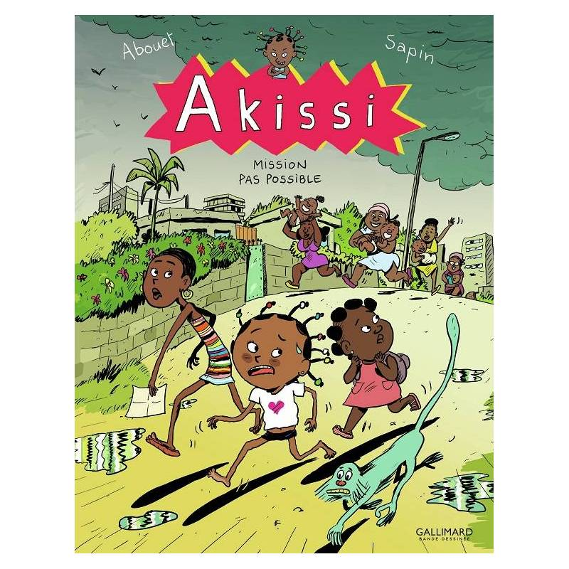 Akissi - Mission pas possible