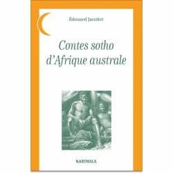 Contes sotho d'Afrique australe de Edouard Jacottet
