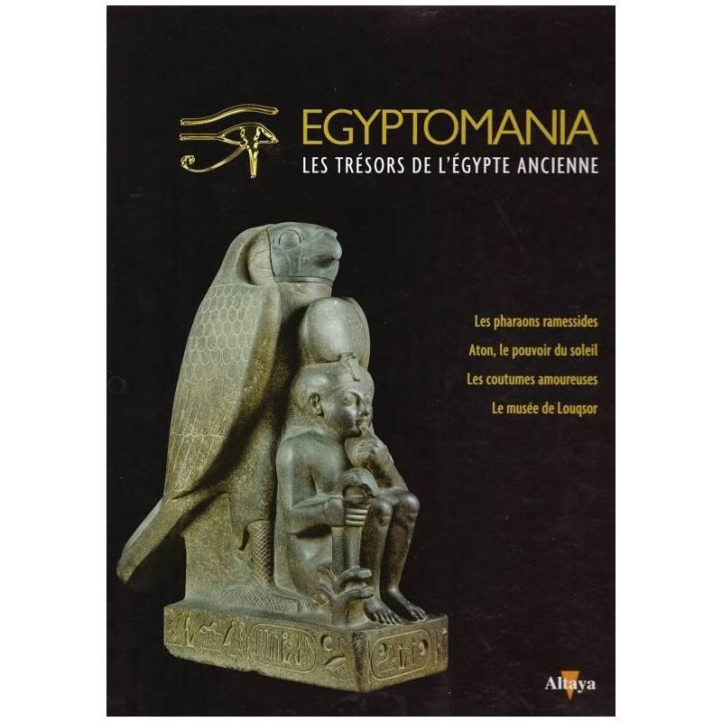 Egyptomania, les trésors de l'Egypte ancienne - numéro 24