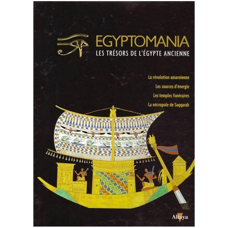 Egyptomania, les trésors de l'Egypte ancienne - numéro 28