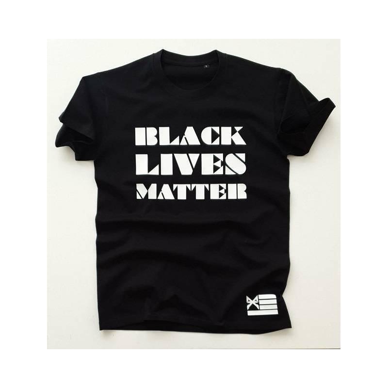 T-shirt BLACK LIVES MATTER