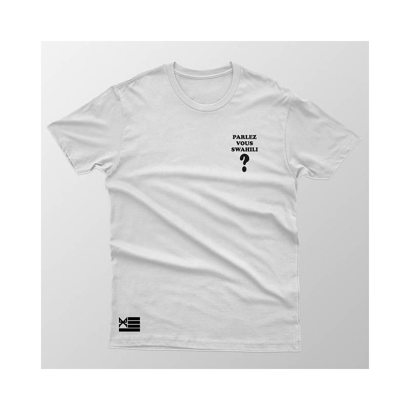 T-shirt Parlez-vous Swahili ?