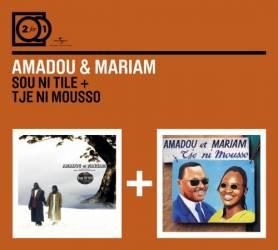 Amadou & Mariam - Sou ni tilé + Tje ni Mousso