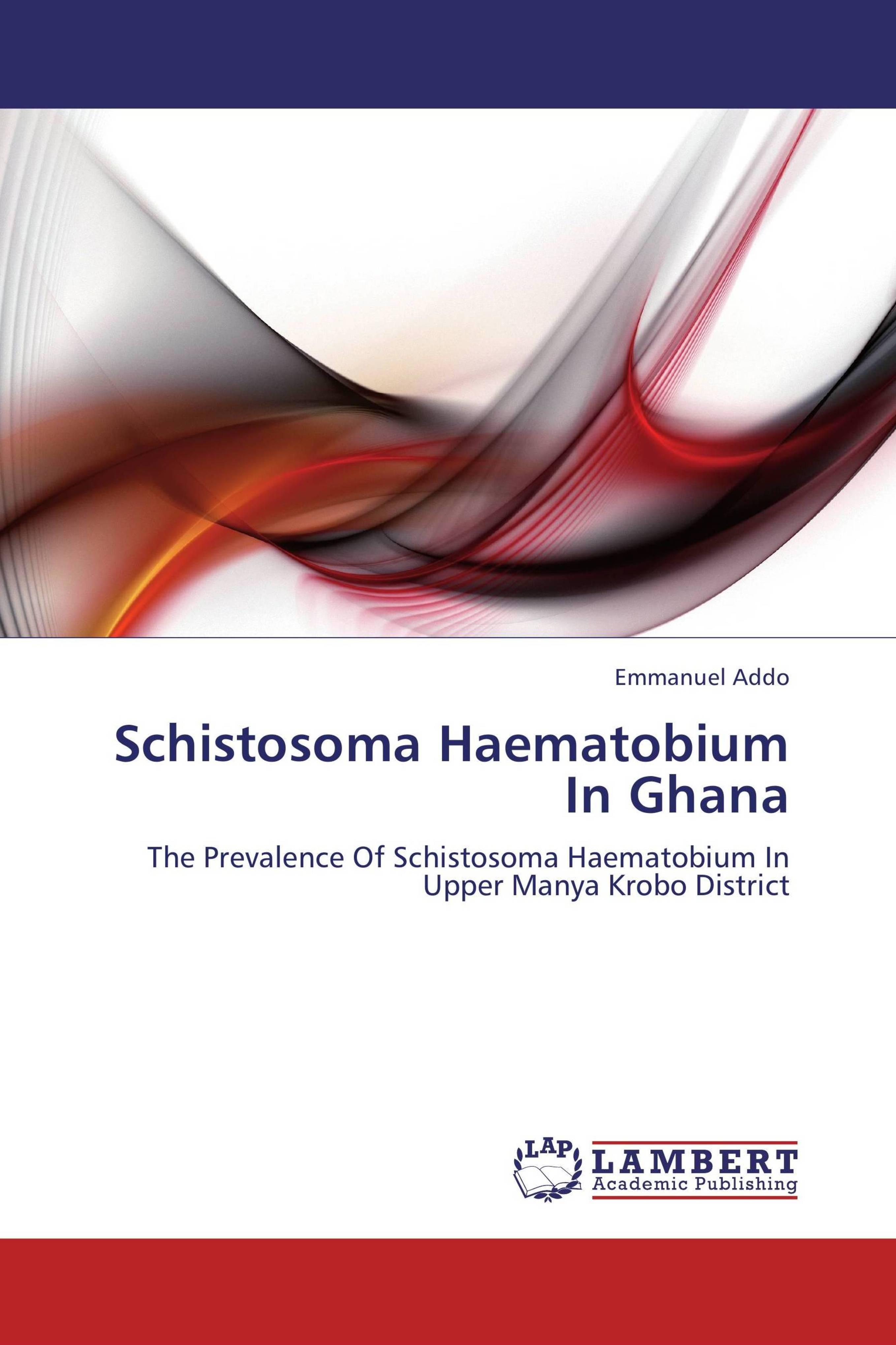 schistosomiasis ghána)