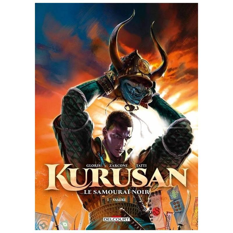 Kurusan, le samuraï noir. Tome 1 : Yasuke