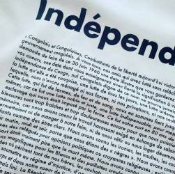 T-shirt 30 juin 1960