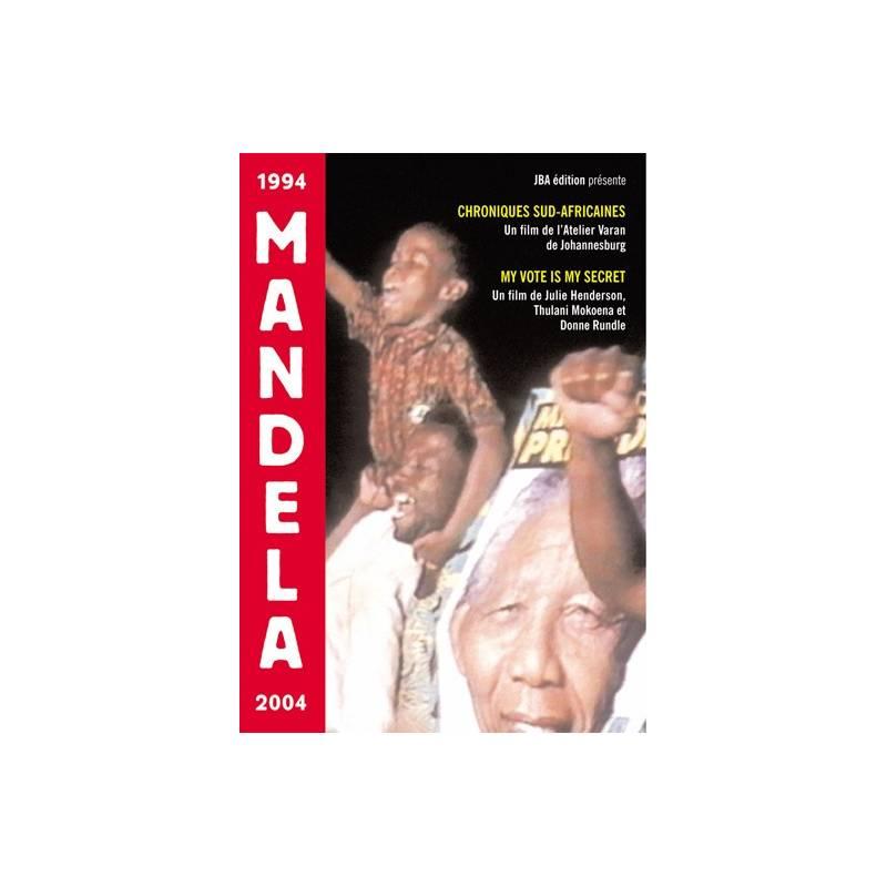 Mandela - Chroniques sud-africaines et My vote is my secret