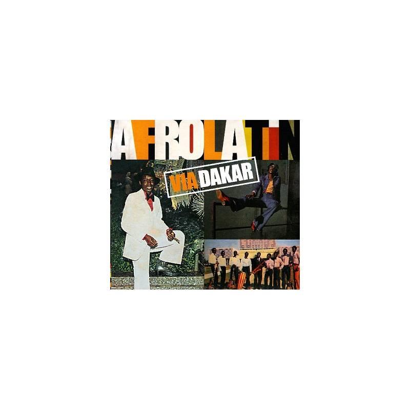 Afrolatin via Dakar