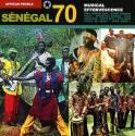 Sénégal 70 Musical Effervescence