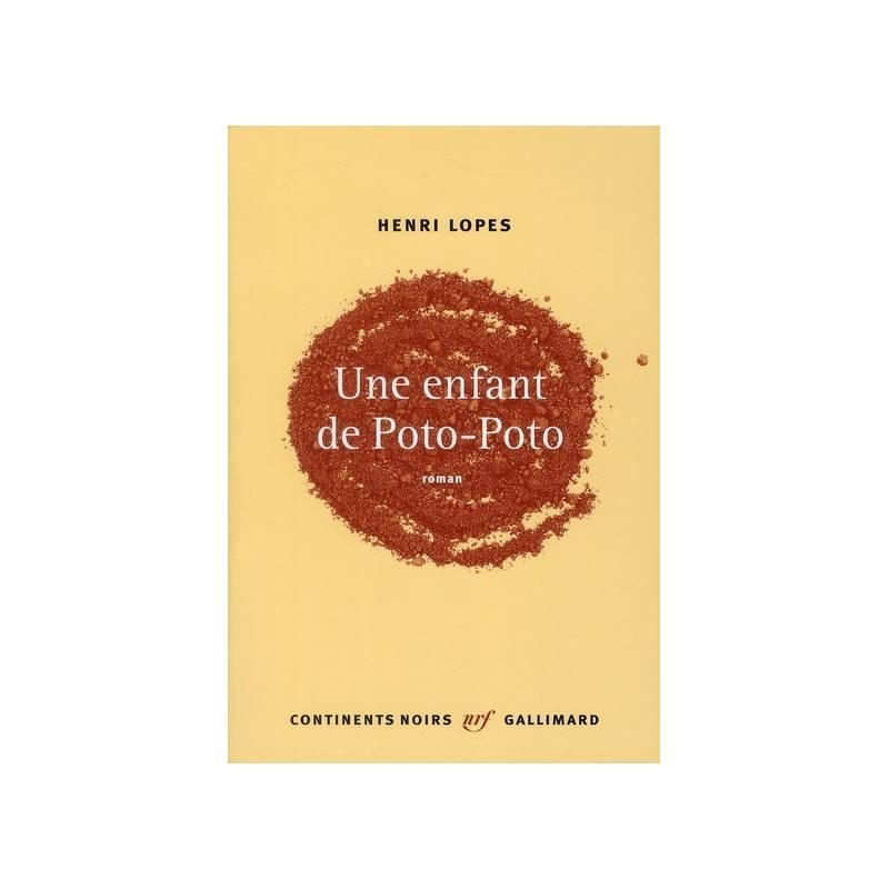 Une enfant de Poto-Poto de Henri Lopes