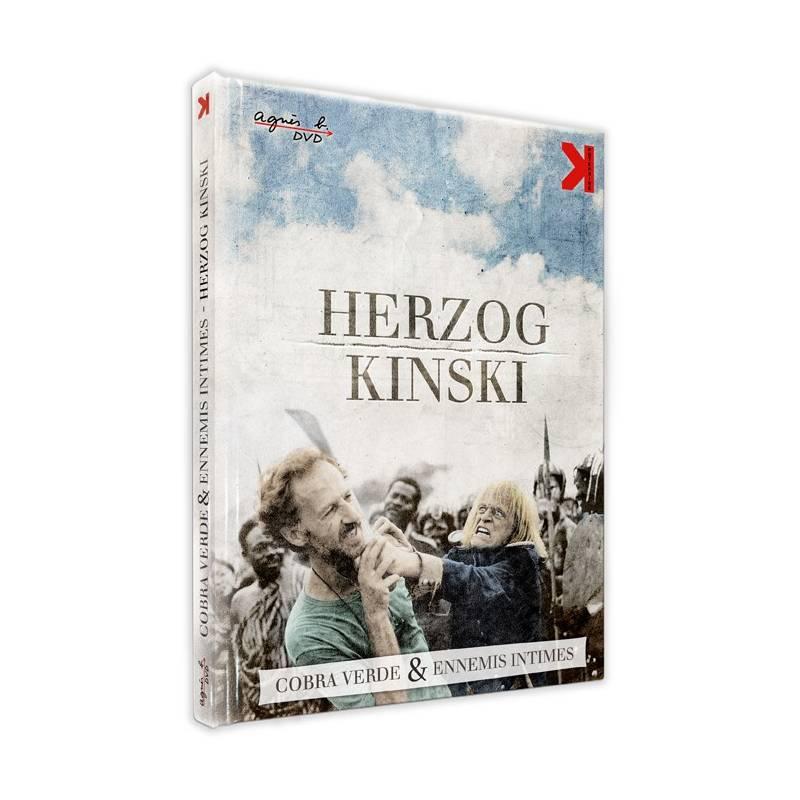 Herzog - Kinski : Cobra Verde & Ennemis intimes