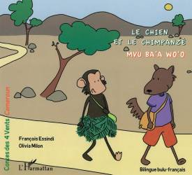 Le Chien et le Chimpanzé de François Essindi