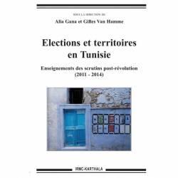Elections et territoires en Tunisie, Enseignements des scrutins post-révolution (2011-2014) de Alia Gana et Gilles Van Hamme