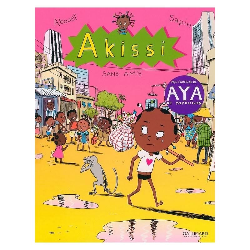 Akissi - Sans amis