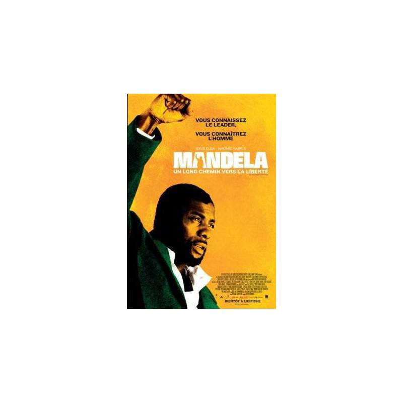 Mandela, un long chemin vers la liberté