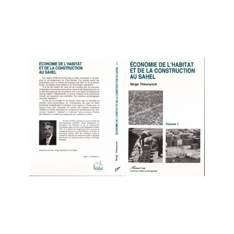 Economie de l 39 habitat et de la construction au sahel de - Code de la construction et de l habitation ...