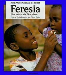 Feresia, une enfant de Zimbabwe