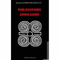 Philosophies africaines de Séverine Kodjo-Grandvaux