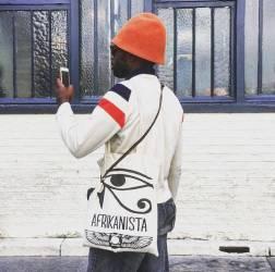 Tot Bag AFRIKANISTA