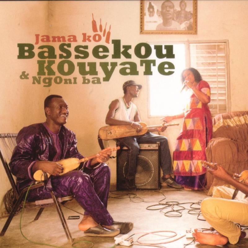 Bassekou Kouyaté & Ngoni ba - Jama ko