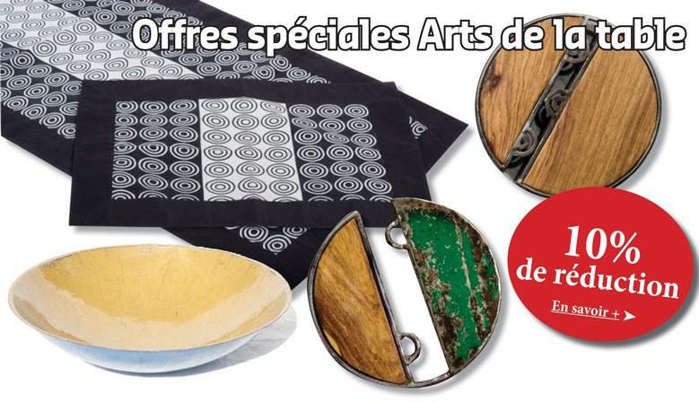 L 39 afrique en livres cd dvd artisanat la boutique - Magasin d art de la table ...