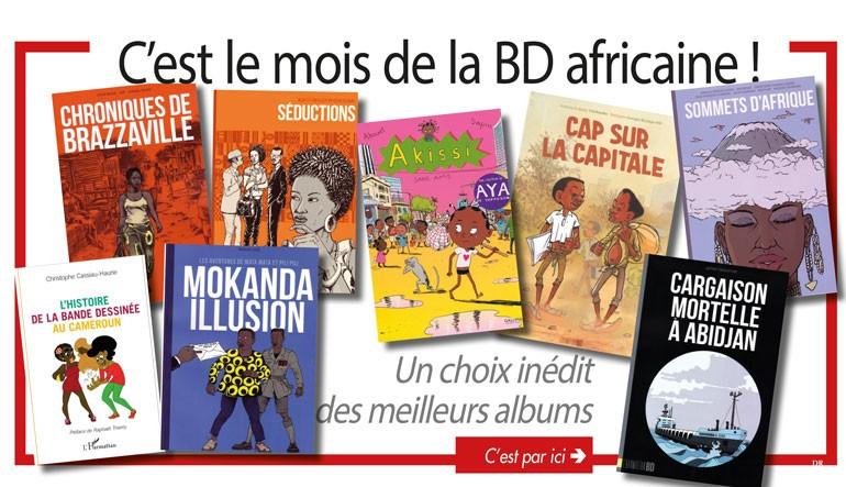 Toutes les BD africaines